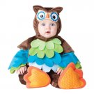 Owl What A Hoot Baby Infant Costume Size: Large #6033L