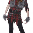 Size: Medium #00609 Werewolf Twilight Underworld Child Costume