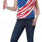 Size: X-Large #60685 Patriot Miss Independence Statue of Liberty American Flag  Adult Costume