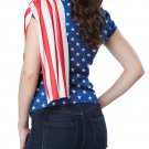 Size: Medium #60685 Patriotic Miss Independence Statue of Liberty Adult Costume