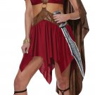 Sexy Greek Spartan Warrior Goddess Adult Costume Size: Small #01484