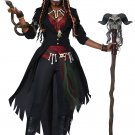 Size: X-Small #01432 Wizard Gothic Voodoo Magic Adult Costume