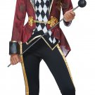 Size: Large #00637 Circus Circus Ringmaster Child Costume