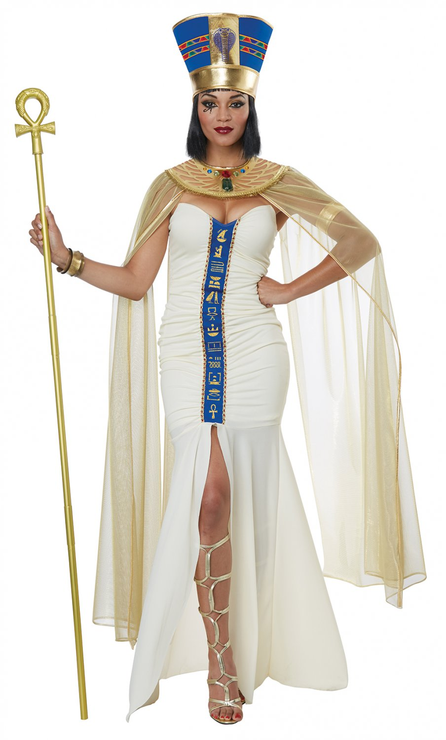 Size: X-Small #01438 Egyptian Queen of Egypt Adult Costume
