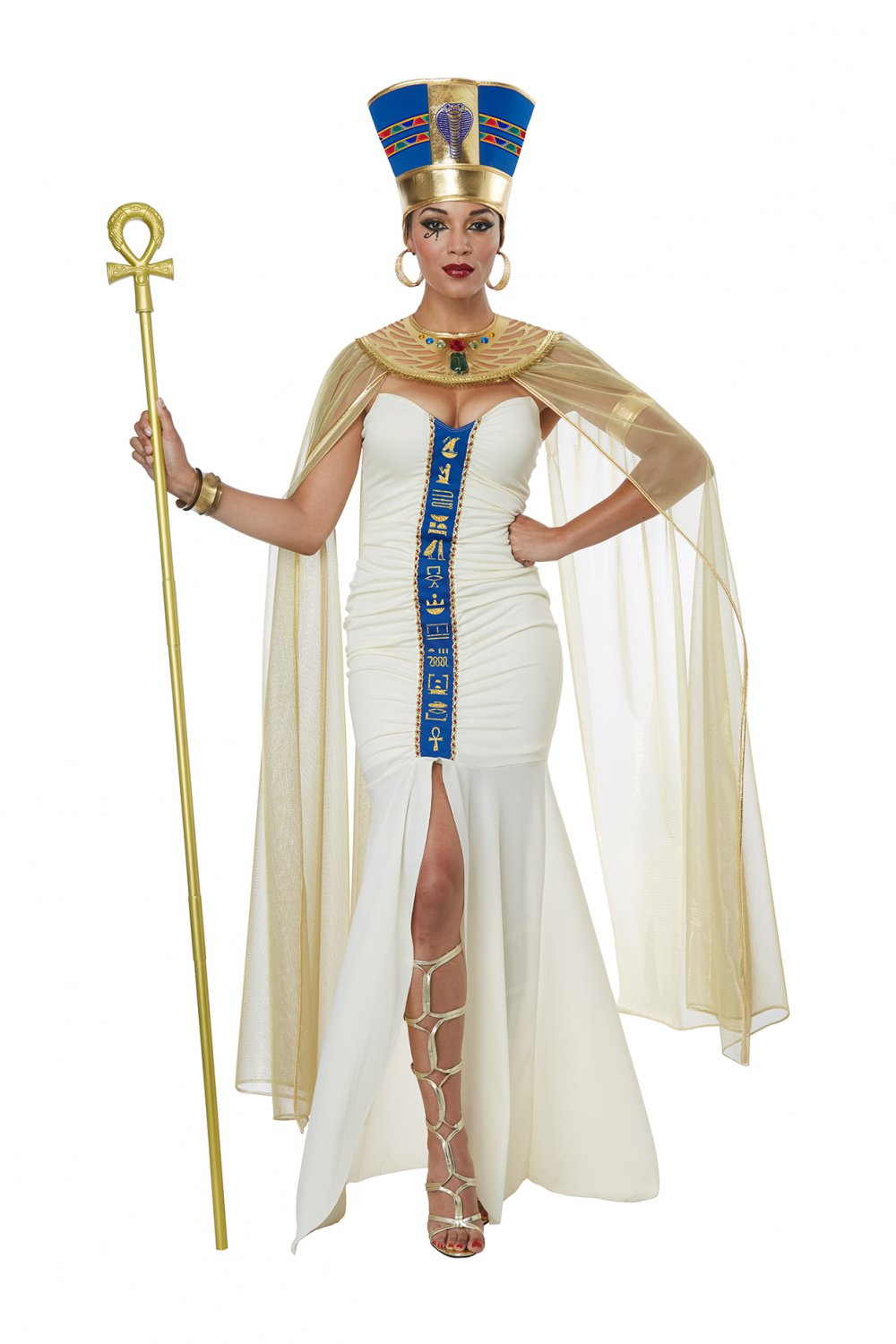 Size: Large #01438 Sexy Queen of Egypt Cleopatra Adult Costume