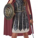 Size: X-Large #00576  Greek Spartan Warrior Trojan Fearless Gladiator Girl Child Costume