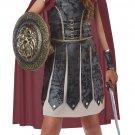 Size: X-Large #00576  Greek Spartan Warrior Trojan Fearless Gladiator Girl Child Costume