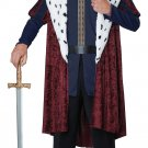 Size: Large/X-Large # 1459  Royal Storybook King Disney Medieval Times Renaissance Adult Costume
