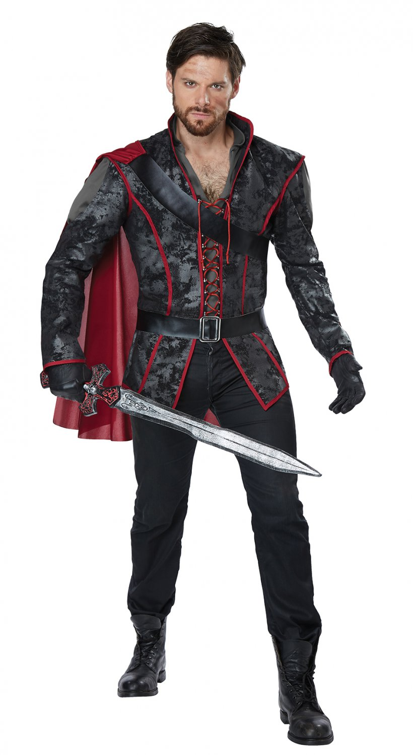 Size: Large # 1464 Once Upon A Time Storybook Huntsman Warrior Adult Costume