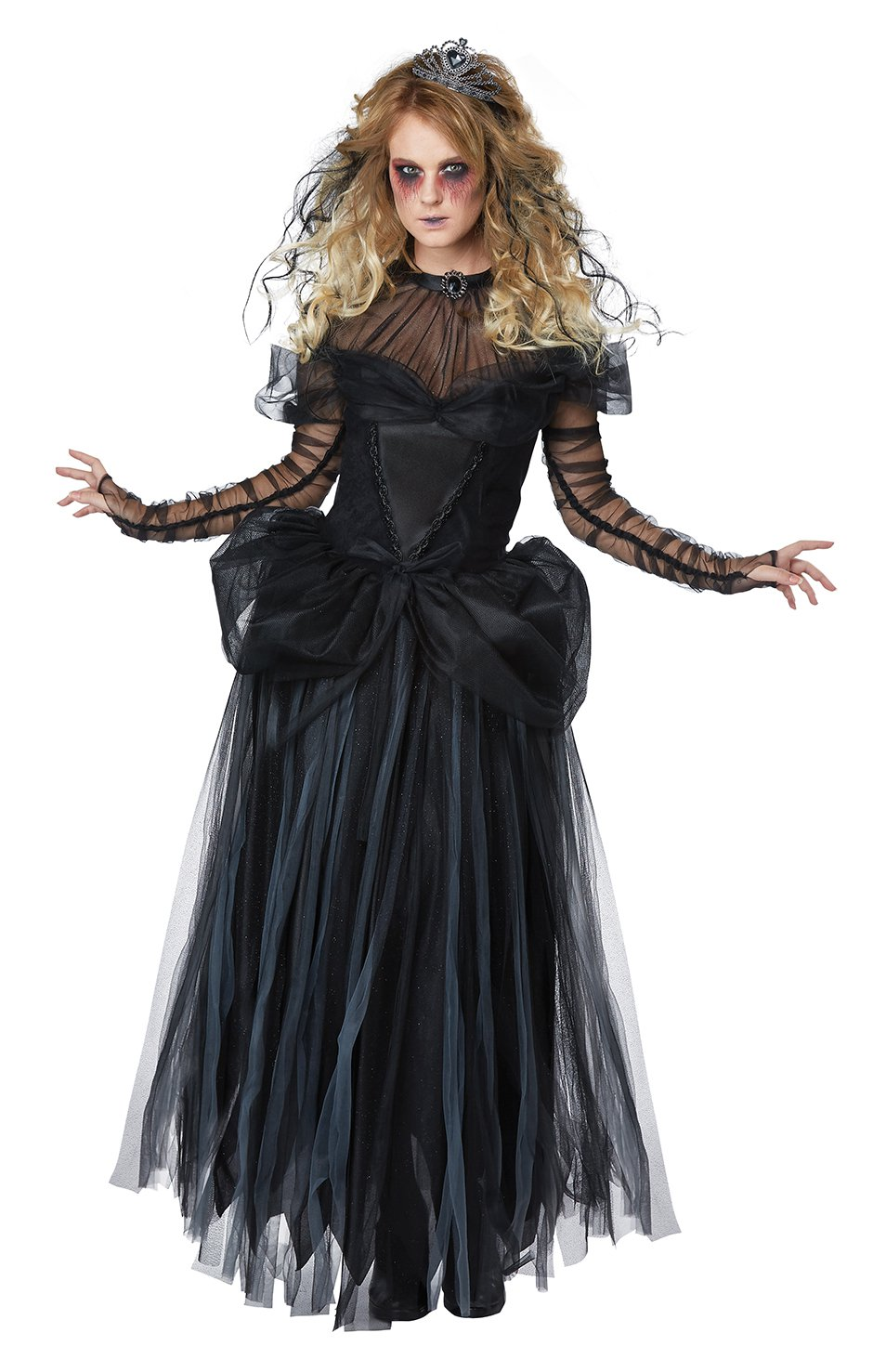 Size: X-Large #01457 Crazy Doll Dark Princess  Adult Costume