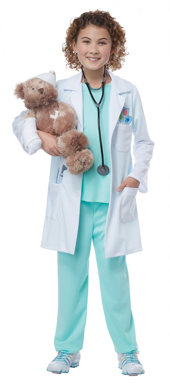 Size: Medium #00575 Nurse Surgeon Doctor Child Costume