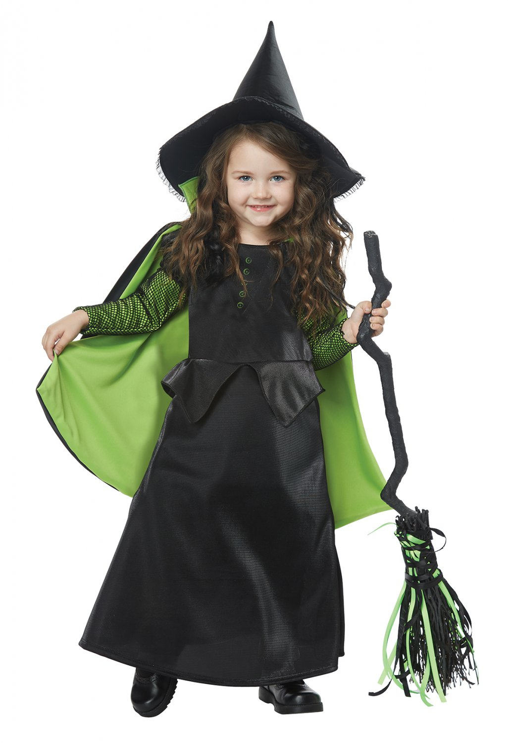 Size: Large #00180 Wizard of Oz Wicked Witch Toddler Child Costume