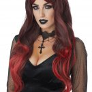 #70886  Victorian Renaissance Gothic Bewitching Witch Vampire Costume Accessory Wig