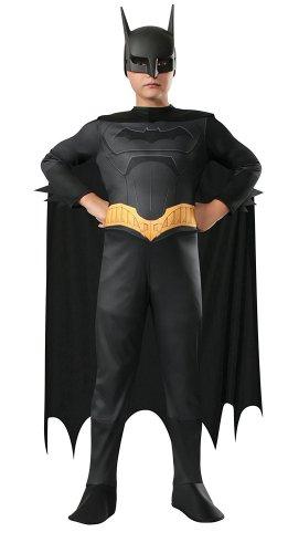 Size: Large #888942L  D.C. Comic Justice League Beware the Batman Child Costume