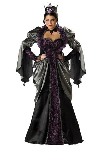 Size: Plus 2X #50332X Disney Wicked Queen Adult Costume