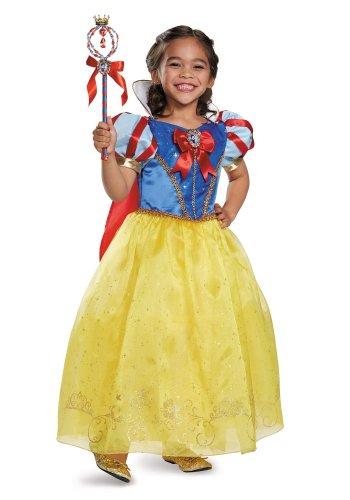 Size: Medium #98444M Snow White Disney Princess Disguise Prestige Child Costume