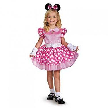 Size: Medium #67807M Disney Minnie Mouse  Classic TuTu Child Costume