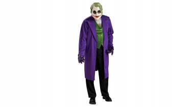 Size: X-Large 888631 Batman The Dark Knight Joker Adult Costume