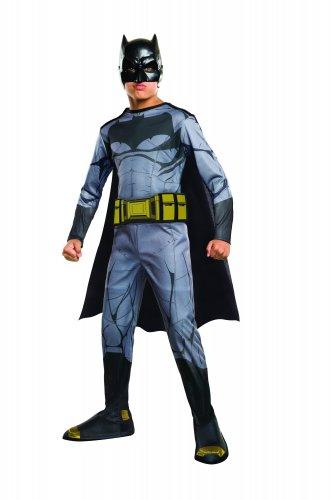 Size: Large #620565L D.C. Dawn of Justice Batman Child Costume