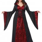 Plus Size Costume: 3X-Large #01766  Gothic Robe Monk Priestess Adult Costume