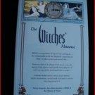 2007 WITCHES ALMANAC - NEW!