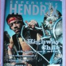 EXPERIENCE HENDRIX MAGAZINE #5 1997 DIRECT SALE