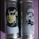 LUKE SKYWALKER / STORMTROOPER COLL.  TIN & WATCH-MINT