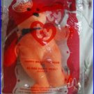 MC DONALDS - TY #7 HAPPY MEAL TEENIE BEANIE BEAR