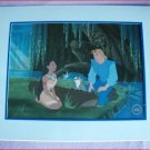 DISNEY POCAHANTES 1995 LIMITED EDITION LITHOGRAPH-LOOK!