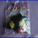 MC DONALDS - TY #6 BUMBLE THE BEE TEENIE BEANIE