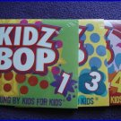 KIDZ BOP 3 DISC CD SET-NIP