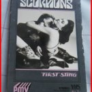 MUSIC - SCORPIONS-FIRST STING - VIDEO 45'S