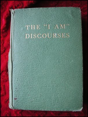 """THE """"I AM"""" DISCOURSES - ST. GERMAIN 2ND EDITION (1940)"""