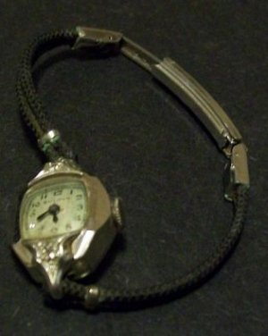 ladies bulova watch stainless eBay