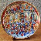 "Franklin Mint ""Holy Cats"" Plate by Bill Bell"