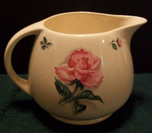 Water Pitcher by the Household Institute (Rhythm Rose)