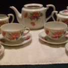 Jyoto China Tea Set for 4 (floral pattern)