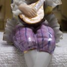 Porcelain Sitting Figurine Made in Occupied Japan