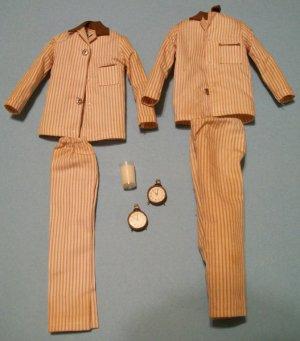 "Vintage Ken Outfit (set of 2) ""Sleeper Set #781"""