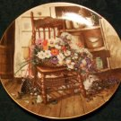 "Bradford's Exchange ""Country Cuttings #17875B"" Plate By Glenna Kurz"