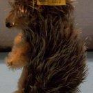 """Vintage Steiff """"Joggi"""" Hedgehog aka Porcupine"""