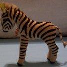 Vintage Steiff Zebra Standing