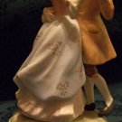 Tilso Musical Dancing Figurine (Bisque)