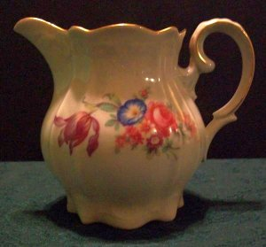 Germany US Zone Porcelain Creamer