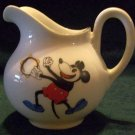 MICKEY MOUSE BAVARIAN CHINA Creamer