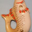 Vintage Fish Decanter (Russian, 1950's)