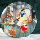 "Knowles ""The Dance of Snow White and the Seven Dwarfs"" Collectors Plate"