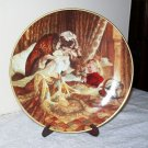 "Knowels ""Little Red Riding Hood"" Collector's Plate"
