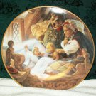 "Knowles ""Goldilocks and the Three Bears"" Collectors Plate"