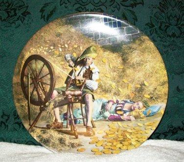 Konigszelt Bavaria 'Rumpelstilzchen' Collectors Plate
